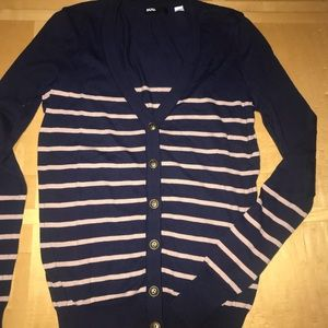 Urban Outfitters BDG Striped Cardigan